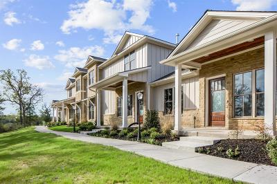 Bryan Condo/Townhouse For Sale: 2818 Maroon Court