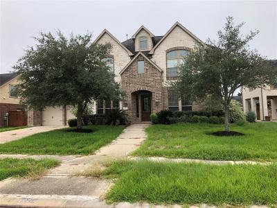 Fulshear TX Single Family Home For Sale: $429,900