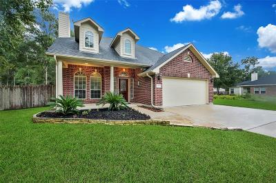 New Caney Single Family Home For Sale: 410 Magnolia Bend
