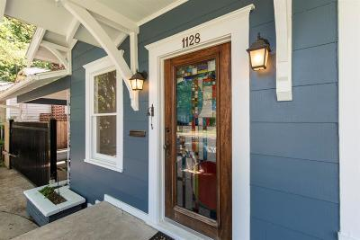 Houston Single Family Home For Sale: 1128 Fugate Street
