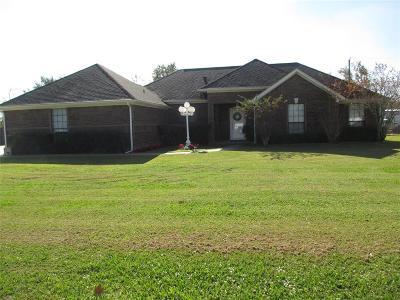 Santa Fe Single Family Home For Sale: 12103 Milam Circle