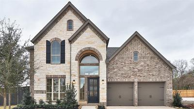 Richmond Single Family Home For Sale: 3211 Organic Rise Lane