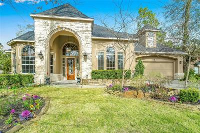 The Woodlands Single Family Home For Sale: 10 Edgecliff Place
