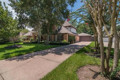Houston Single Family Home For Sale: 16315 Laurelfield Drive