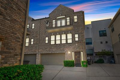 Conroe, Houston, Montgomery, Pearland, Spring, The Woodlands, Willis Condo/Townhouse For Sale: 2304 Jackson Street