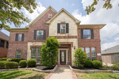 Pearland Single Family Home For Sale: 1708 Calico Canyon Lane