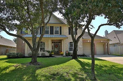 Tomball Single Family Home For Sale: 17310 Sunset Arbor Drive
