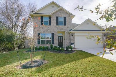 Montgomery Single Family Home For Sale: 228 Lake Estates Drive
