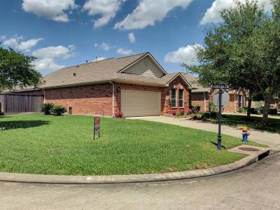 Pearland Single Family Home For Sale: 1319 Varese Drive
