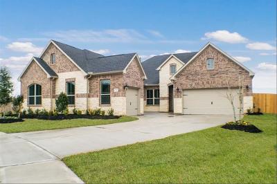 Hockley Single Family Home For Sale: 17430 Farm Garden Lane