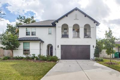 Houston Single Family Home For Sale: 1705 Du Barry Lane