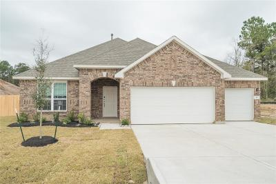 New Caney Single Family Home For Sale: 84 Linnwood Drive