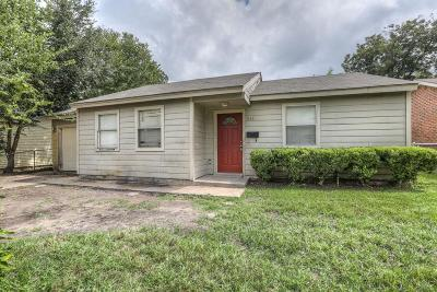 Houston Single Family Home For Sale: 9421 Sierra Drive