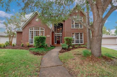 Single Family Home For Sale: 3903 Fall Shadows Court