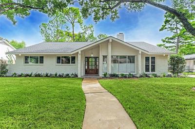Houston Single Family Home For Sale: 5719 Grape Street