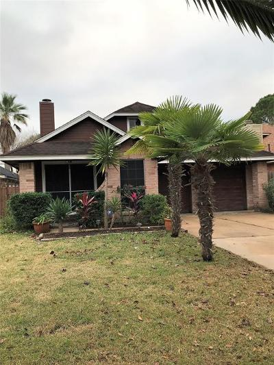 Houston Single Family Home For Sale: 8407 Elm Lake Drive