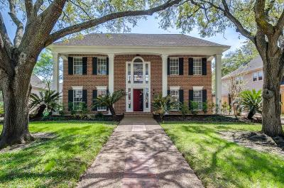 Katy Single Family Home For Sale: 1547 Hoveden Drive