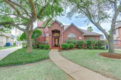 Houston Single Family Home For Sale: 1319 Tracewood Glen