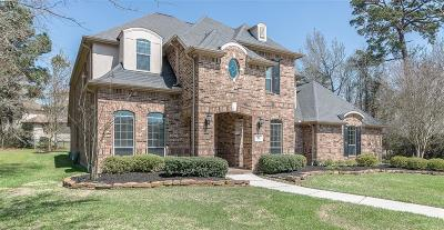 Montgomery Single Family Home For Sale: 189 West Shore Lane