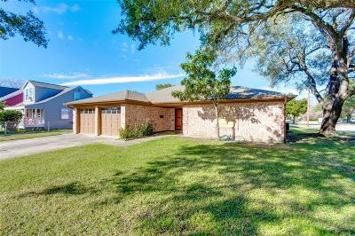 Texas City Single Family Home For Sale: 502 10th Avenue N