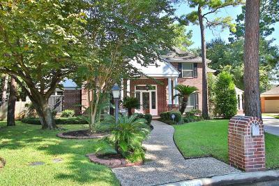 Single Family Home For Sale: 13814 Balmore Circle