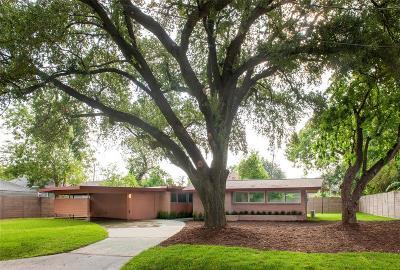 Houston Single Family Home For Sale: 2316 Harlem