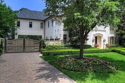 Houston Single Family Home For Sale: 5418 Cedar Creek Drive