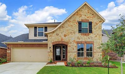 Tomball Single Family Home For Sale: 119 Covington Court