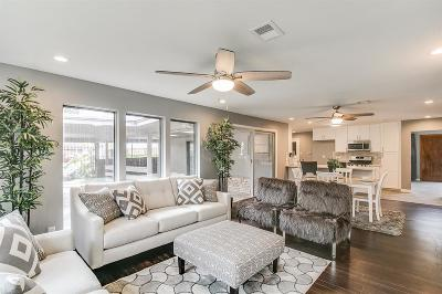 Houston Single Family Home For Sale: 7897 Broadview Drive