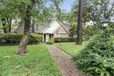 Houston Single Family Home For Sale: 13711 Butterfly Lane
