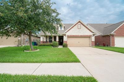 Alvin Single Family Home For Sale: 1025 Luke Drive