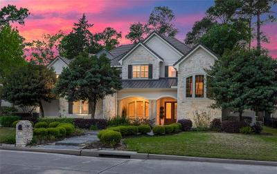 Single Family Home For Sale: 16510 Glorietta Turn