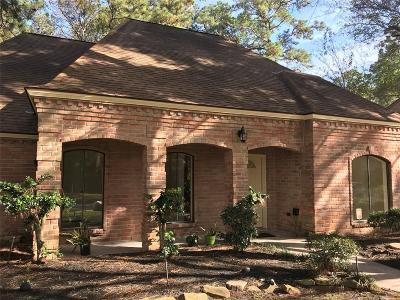 Spring Single Family Home For Sale: 2711 Meadow Tree Lane