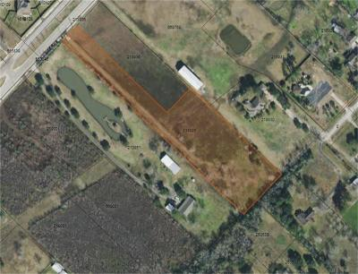 Pearland Residential Lots & Land For Sale: Dixie Farm Road