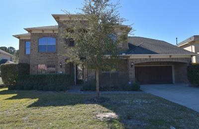 Kingwood Single Family Home For Sale: 2826 S Cotswold Manor Drive