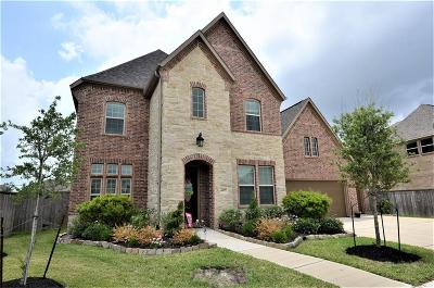 Richmond Single Family Home For Sale: 6107 Meadow Bluff Court