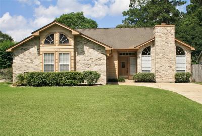Kingwood Single Family Home For Sale: 5403 Haven Oaks Drive