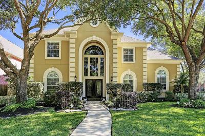 Katy Single Family Home For Sale: 22702 Fossil Creek Circle