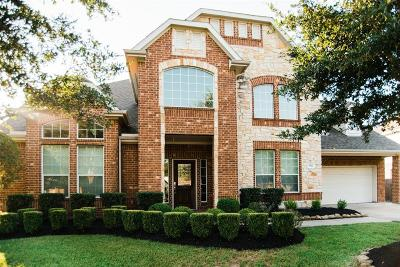 Pearland Single Family Home For Sale: 3522 Dappled Ridge Way