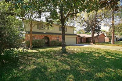 Spring TX Single Family Home For Sale: $148,800
