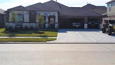 Manvel Single Family Home For Sale: 31 Royal Rose Drive
