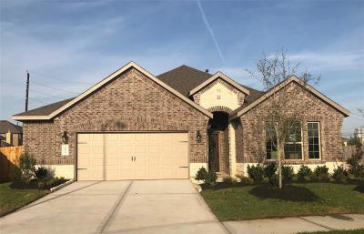 Katy Single Family Home For Sale: 3835 Keetings Lagoon