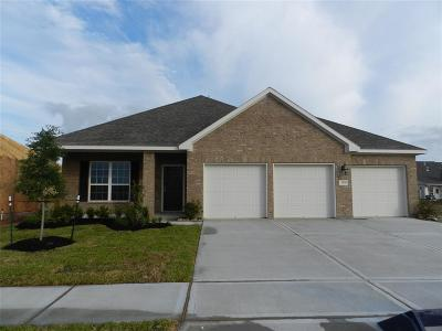 Alvin Single Family Home For Sale: 309 Cabernet Drive
