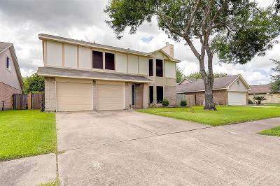 Deer Park Single Family Home For Sale: 2605 Park Shadow Lane