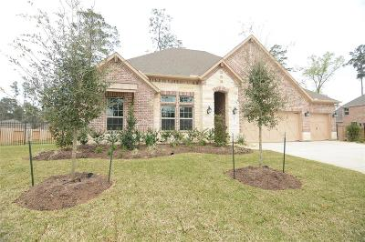 Conroe Single Family Home For Sale: 14023 S Evergreen Ridge Court