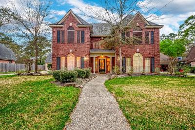 Kingwood Single Family Home For Sale: 5907 Spring Lodge Drive