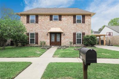 Single Family Home For Sale: 15806 Havenhurst Drive