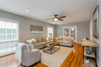 Braeswood Single Family Home For Sale: 7312 Main Street