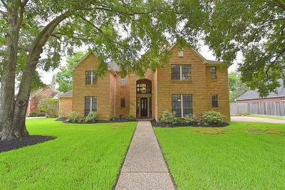 Katy Single Family Home For Sale: 1506 Kelliwood Oaks Drive