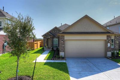 Texas City Single Family Home For Sale: 3210 Primrose Drive